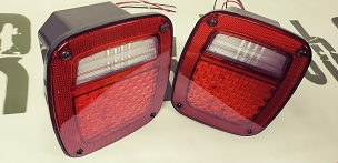 LED TJ Tail Lights