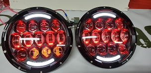 AURORA SERIES 105 WATT RGB LED 7