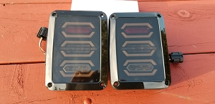 Diamond Series JK Tail Lights