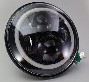 Spider Halo LED Headlight