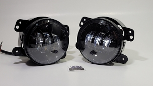 30 Watt LED Fog Lights